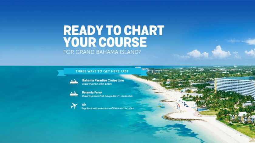 Bahamas All Inclusive >> Grand Lucayan Air All Inclusive Bahamas Getaway
